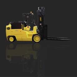 Electric Forklifts 15,000 to 100,000 lbs