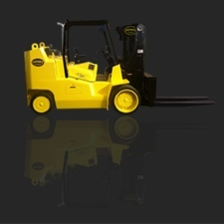 Cushion Tire Forklifts 15,000 to 22,000 lbs