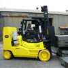 Cushion Tire Forklifts 23,000 to 100,000 lbs